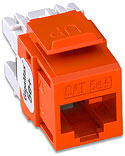 SignaMax Category 5E MT-Series High-Density Keystone Jack