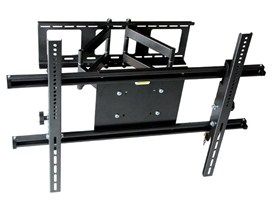 Large Full Motion Flat Panel Display Mount