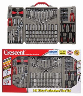 148 Piece Professional Tool Kit