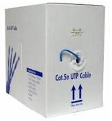 CAT 5E 1000 Ft Box - PVC