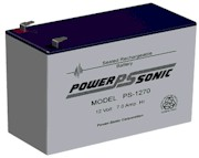 12V 7.0AH Lead-Acid Battery